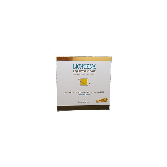 Equilydra Age concentrato Antirughe in capsule